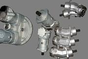 Гидромоторы, гидронасосы