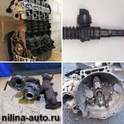 Для VW SKODA - Двигатели кпп турбины тнвд форсунки