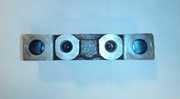 Постель коленвала  блока цилиндров  №2 B366-10-300K  B36610300K