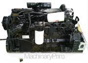 Двигатель для автобусов Cummins QSB6.7